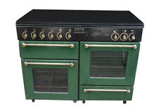 Dual Fuel Home Cookers with Griddle