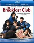 The Breakfast Club (Blu-ray Disc, 2010, 25th Anniversary Edition)