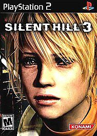 Silent Hill 3  (Sony PlayStation 2, 2003...