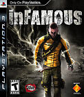 InFamous Region Free Video Games