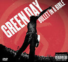 Green Day - Bullet in a Bible (DVD, 2005, Jewel Case; Includes Audio CD)