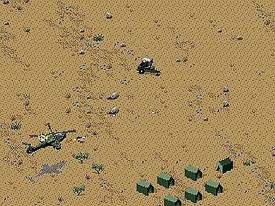 Desert Strike Return To The Gulf Sega Genesis, 1992  - $4.93