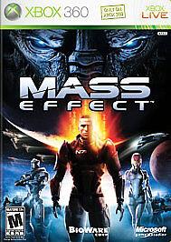 Mass Effect  (Xbox 360, 2007)