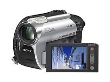 Sony DVD Camcorders with Image Stabilisation