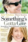 Somethings Gotta Give (DVD, 2004)