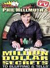Masters of Poker - Volume 2: Phil Hellmuths Million Dollar Secrets To Bluffing  Tells (DVD, 2004)