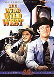 WILD WILD WEST: COMPLETE FIRST SEASON - DVD - NEW