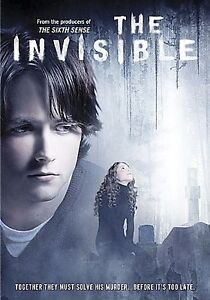 Pack-Lot-of-2-The-Invisible-DVD-2007-Brand-New