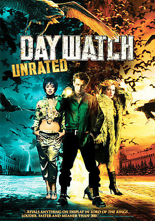 Day Watch (DVD, 2009, Unrated)