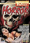 Horror-10-Movie-Pack-DVD-2005-3-Disc-Set-HALLOWEEN-FILM-FUN-NEW-amp-SEALED