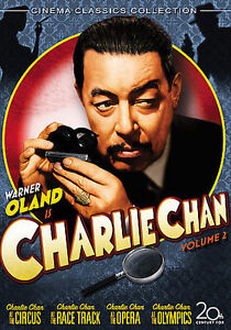 Charlie Chan Collection - Vol. 2 (DVD, 2...