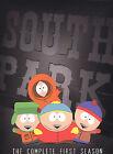 South Park Box Set DVDs & Blu-ray 2000 - 2009 Discs