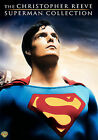 The Christopher Reeve Superman Collection (DVD, 2006, 7-Disc Set, Digi-Pack)