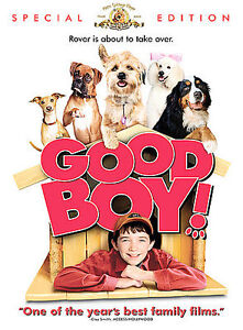 Good Boy! (DVD, 2009, DVD Cash)