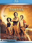 Sahara [Blu-ray] by Matthew McConaughey, Steve Zahn, Penélope Cruz, Christopher