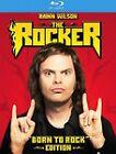 The Rocker (Blu-ray Disc, 2009, Checkpoint Includes Digital Copy Sensormatic Widescreen)