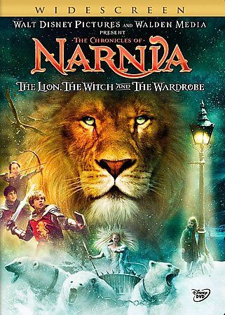 The Chronicles of Narnia: The Lion, The Witch, and Wardrobe (DVD WIDESCREEN)GOOD