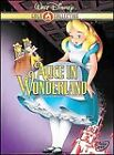 Alice in Wonderland (DVD, 2000, Gold Collection Edition)