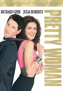 Pretty-Woman-15th-Anniversary-Special-Edition-JULIA-ROBERTS-USED-VERY-GOOD-DVD