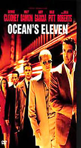 Oceans Eleven  widescreen edition G Clooney Brad Pitt Julia Roberts more - Milford, Indiana, United States - Oceans Eleven  widescreen edition G Clooney Brad Pitt Julia Roberts more - Milford, Indiana, United States