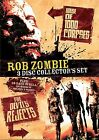 Rob Zombie Boxset (DVD, 2007, 2-Disc Set)