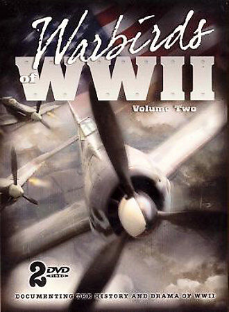 warbirds of ww ii vol 2 dvd 2008 2 disc set