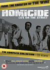 Homicide - The Complete Series (DVD, 2010, 33-Disc Set)