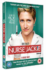 Nurse Jackie - Series 1 (DVD, 2010, 3-Disc Set)