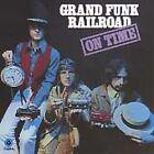 On Time [Bonus Tracks] [Remaster] by Grand Funk Railroad (CD, Aug-2002, Capitol)