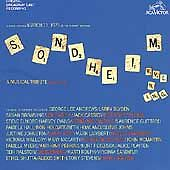 Sondheim: A Musical Tribute by Various Artists (CD, Dec-1990, 2 Discs, RCA Victo