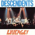 Liveage! by Descendents (CD, Jan-1988, SST)