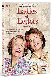 Ladies Of Letters Complete Series 2 DVD Maureen Lipman Original UK Release R2