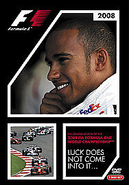 Formula 1 - Season Review 2008 (DVD)