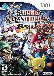 Super-Smash-Bros-Brawl-Wii-Game-NTSC-BRAND-NEW-SEALED