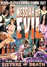 Messiah Of Evil/Sisters of Death (DVD, 2007)