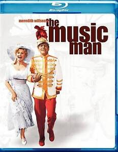 The Music Man (Blu-ray Disc, 2010)