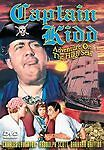 Captain Kidd DVD, Henry Daniell,William Farnum,Sheldon Leonard,John Qualen,Gilbe