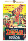 Tarzan's Hidden Jungle (DVD, 2009)