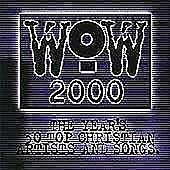 WOW-2000-by-Various-Artists-CD-Oct-1999-2-Discs-Capitol-EMI-Records