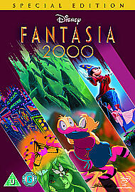 FANTASIA 2000 DISNEY DVD SPECIAL EDITION FAST DISPATCH - LUTON, United Kingdom - Returns accepted Most purchases from business sellers are protected by the Consumer Contract Regulations 2013 which give you the right to cancel the purchase within 14 days after the day you receive the item. Find out more about yo - LUTON, United Kingdom