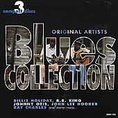 2-99-SHIPPING-Blues-Collection-Original-Artists-Madacy-3-Discs
