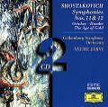 Sinfonien 11,12 von Neeme Järvi,GSO (1998)