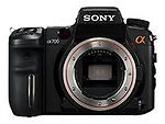 Sony α (alpha) A700 12.2 MP Digital SLR Camera - Black (Body Only)