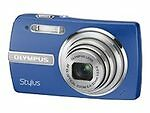 Olympus Stylus 840 8.0 MP Digital Camera - Blue