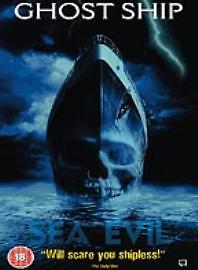 Ghost Ship (DVD, 2003)