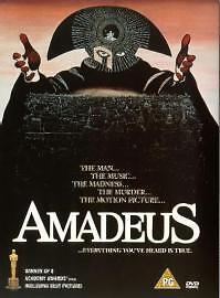 Amadeus DVD 1998 - <span itemprop='availableAtOrFrom'>METHIL, Fife, United Kingdom</span> - Amadeus DVD 1998 - METHIL, Fife, United Kingdom