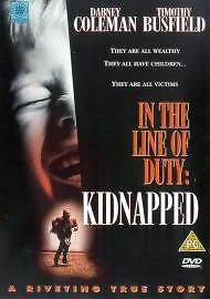 In The Line Of Duty - Kidnapped (DVD, 2001)