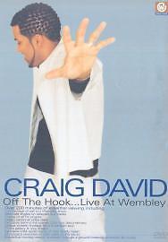 Craig David: Off the Hook DVD (2001) Craig David