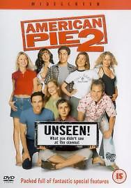 American Pie 2 DVD New & Sealed 5035822015142