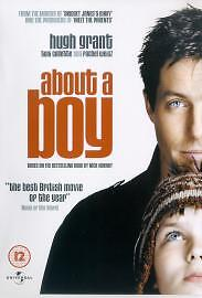 About A Boy (DVD, 2002)E0567new